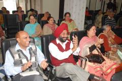 Visit to Vasan Eye Care Centre