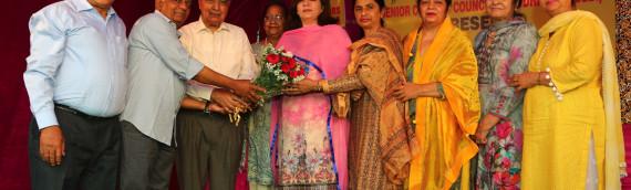Women empowerment seniors on 25th March 2018